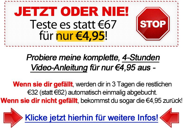 WARTE! Probiere 8WO für nur 4,95 Euro aus! Klicke jetzt hierhin!